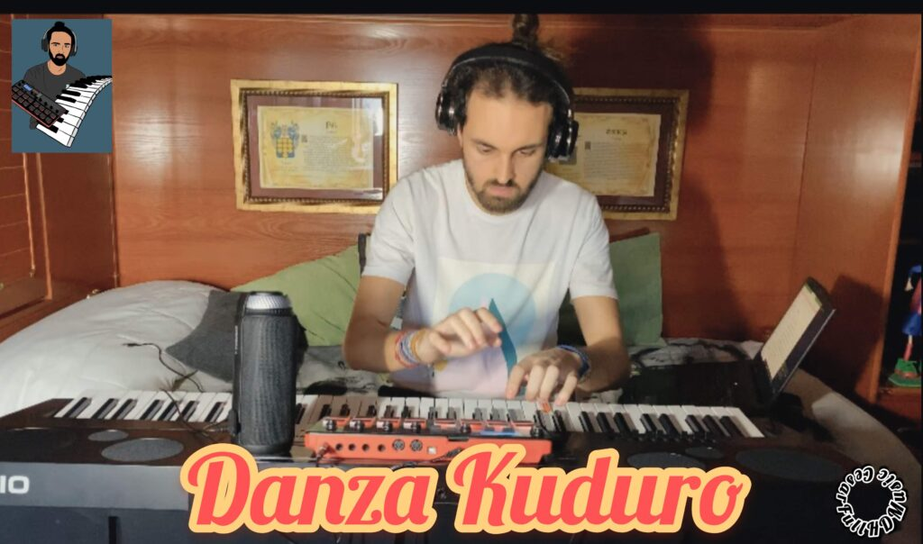 Danza Kuduro – Don Omar (sin copyright) | Piano Cover ...